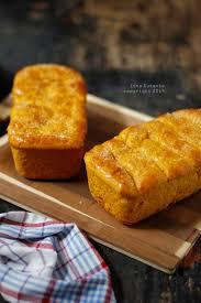 Roti Sisir coba coba yuk roti sisir labu kuning
