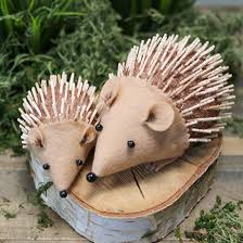 home decor kids kids diy hedgehog project by lia griffith project felting home