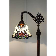 Bedside Floor Lamp Buy Pink Modern Lounge 5 Floor Lamp Cashorika Decoration
