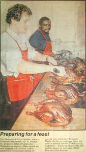 preparing for thanksgiving the firehouse where we u0027ve been the history of johnson city
