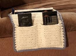 Armchair Organizers Armchair Tv Caddy Crochet Everything And More