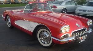 corvette stingray 1955 view of chevrolet corvette c1 photos features and tuning