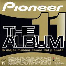 pioneer photo album various pioneer the album vol 11 cd at discogs