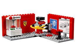 lego ferrari speed champions 24 ab 37 99 u20ac ferrari fxx k u0026 entwicklungszentrum 75882 lego