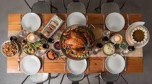 hotels serving thanksgiving dinner daily hive