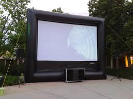 Backyard Movie Night Rental Outdoor Movie Night U2013 Airbound Colorado
