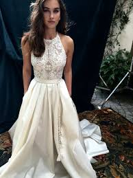 prom style wedding dress getting the wedding dresses