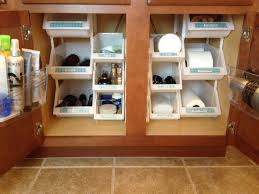 under bathroom sink storage everyday organizing making the most of under your bathroom sink