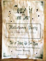 halloween party borders diy halloween invitations fashion mumblr