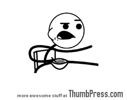 Meme Spit - collection of cereal guy rage comics to make you spit out your cereal