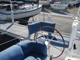 Cockpit Cushions For Yachts 94 Best Cockpits And Canvas Images On Pinterest Sailing Boating