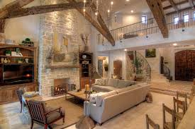 Tuscan Living Room Design Ideas - Tuscan family room