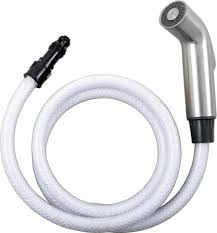 kitchen faucet hoses delta rp60097ss spray hose and diverter assembly stainless