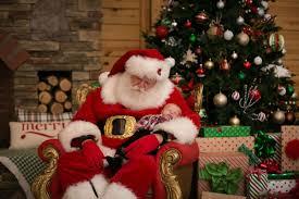 santa to share magical christmas moments and memories at book