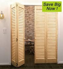 Vented Bifold Closet Doors Adorable Louvered Bifold Closet Doors With Louver Closet Door