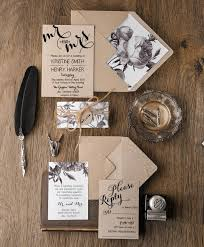 rustic vintage wedding invitations botanical wedding invitations 20 rustic vintage invites