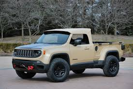 old jeep wrangler jeep u0027s new concept trucks business insider
