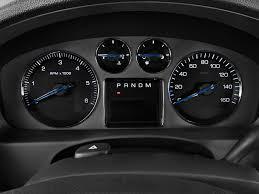 2012 Cadillac Escalade Interior 2012 Cadillac Escalade Ext Gauges Interior Photo Automotive Com