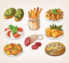 cuisine traditionnelle italienne ensemble de produits de cuisine italienne traditionnelle et des