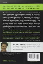 the big short inside the doomsday machine michael lewis