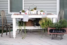 Patio Furniture On A Budget A Small Patio Makeover May Me And Mom