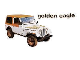 jeep golden eagle decal amazon com 1977 1978 1979 1980 jeep golden eagle cj5 cj7 decals