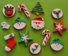 x mas cookies with fondant cakes cupcakes u0026 cookies pinterest