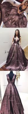 gown design v neck sparkly unique design prom dresses evening