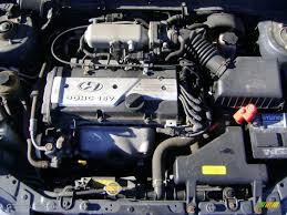 2002 hyundai accent gs coupe engine photos gtcarlot com