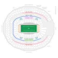 Utd Map Atlanta Falcons Suite Rentals Mercedes Benz Stadium Suite
