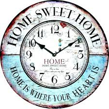 kitchen wall clocks modern designer large wall clocks home design ideas throughout big and