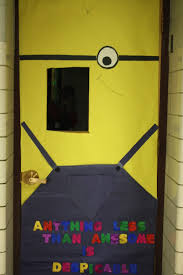 door decorating contest south union elementary