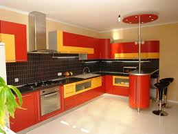 kitchen the most elegant and also interesting small kitchen