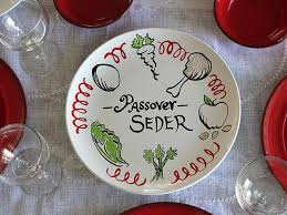 passover seder supplies seder plates craft for passover