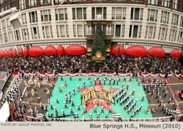 2010 macy s thanksgiving day parade marching band photos marching