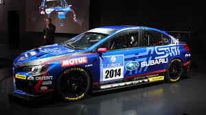 subaru nurburgring 2015 subaru wrx sti racing car side forcegt com
