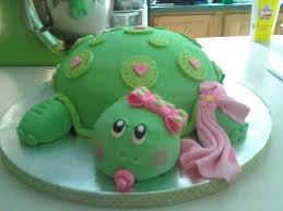 baby turtle shower cake cakecentral com