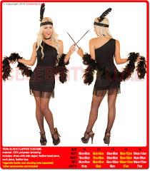 halloween 1920s costumes new ladies 20s 1920s black charleston flapper gatsby fancy