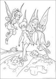 47 fairy images tinkerbell coloring sheets