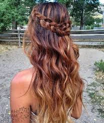 prom hairstyles for brown long straight hair long prom hairstyles