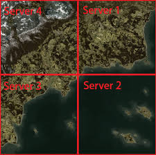 dayz maps map concept mega terrains server map partitioning dayz