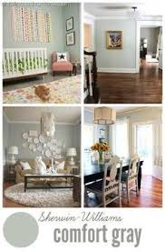 sherwin williams collonade gray and home decor pinterest