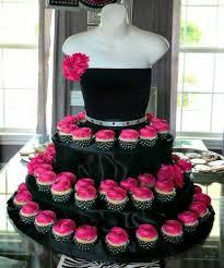 10 bolos para chá de lingerie cupcake stands sweet 16 cupcakes