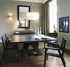 modern crystal chandeliers for dining room with chandelier amusing