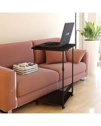 Furinno Laptop Desk Amazing Deal Furinno Boyate Adjustable Rolling Laptop Desk Fnbl
