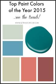 sherwin williams color of the year 2015 top paint colors of the year 2015 decor trends top paint colors