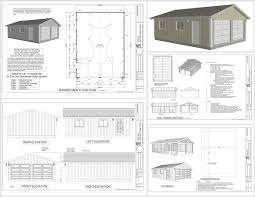 100 garage barn plans pole barns western building center