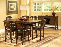tall dining tables small spaces bathroom appealing counter height dining sets piece dinette 3