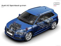 audi a3 sportback g tron 2014 pictures information u0026 specs