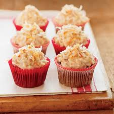 german chocolate cupcakes to die for